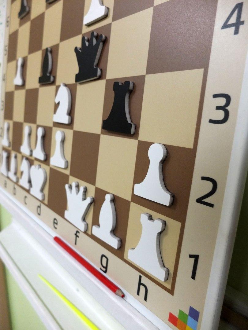 Шахматные баталии