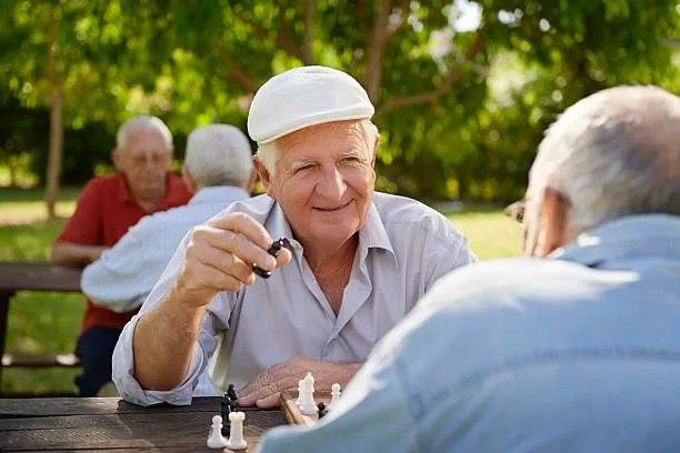 Шахматы сохраняют умственные способности